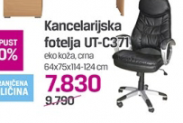 Kancelarijska fotelja UT-C371