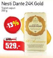 Sapun 24K Gold
