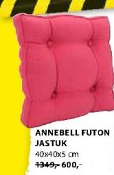 ANNEBELL FUTON JASTUK