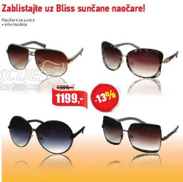 Bliss naočare za sunce, više modela