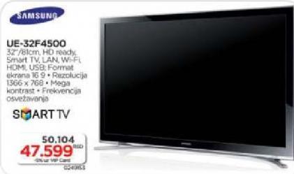 LED Televizor UE32-F4500