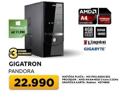 Desktop računar Pandora
