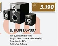Zvučnici DSP007