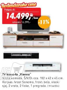 TV komoda Vienna