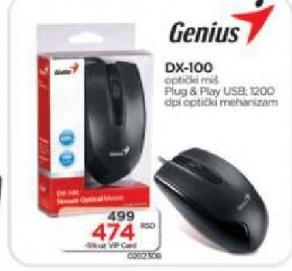 Miš DX-100