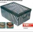 Ukrasna dekorativna kutija