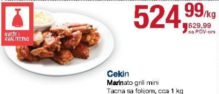 Marinato grill mini