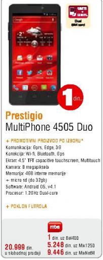 MultiPhone 4505 DUO