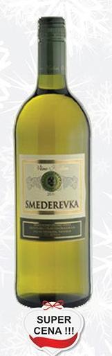 Belo vino Smederevka super cena