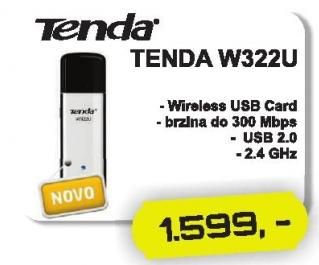 Bežični adapter W322u