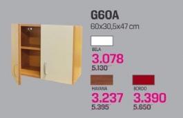 Kuhinjski element Martina G60A