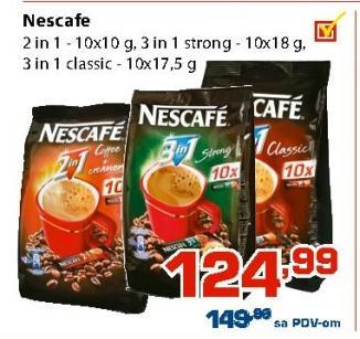 Kafa instant 3u1 strong