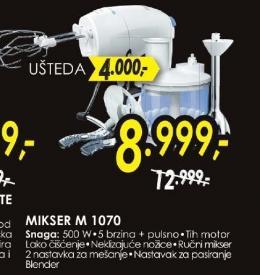 MIKSER M 1070