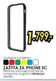 Zaštita za IPhone 5C