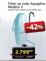 Bokal za filtriranje vode Aquaphor Modem 2