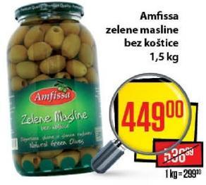 Maslina zelena b/k