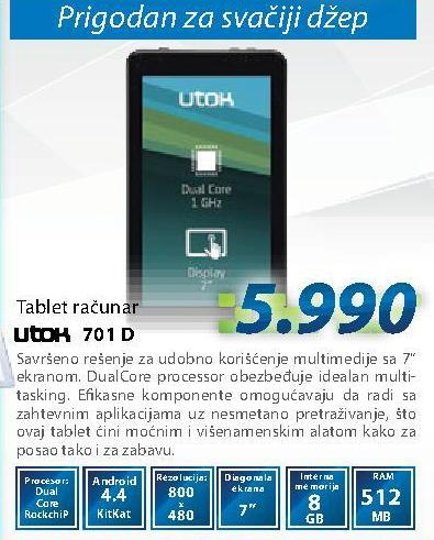 Tablet 701D