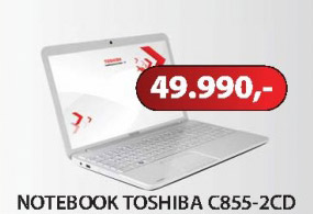 Notebook C855-2CD