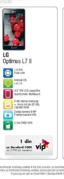 Mobilni Telefon L7 II