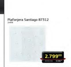 Plafonjera Santiago