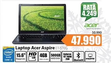 Laptop Aspire E1-570G