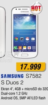Mobilni telefon S7582 S Duos 2