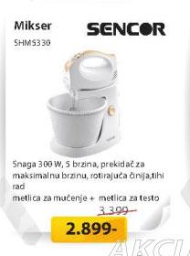Mikser SHM5330