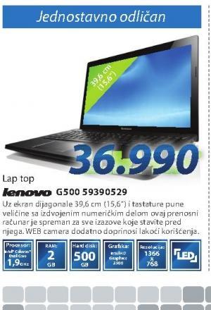 Laptop G500  59390529