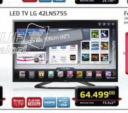 Televizor LED LCD 42LN575S