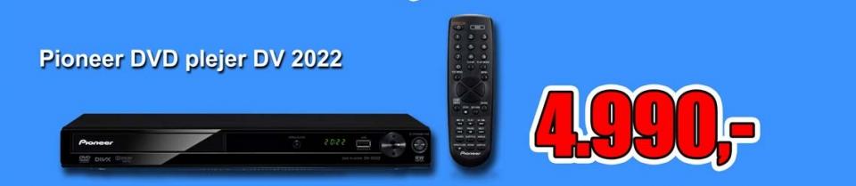 Dvd Plejer Dv 2022