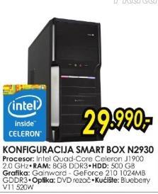 Računar Smart Box N2930