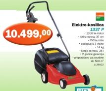 Elektro kosilica 1337P