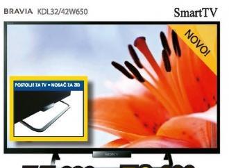 Televizor LED BRAVIA KDL32W650