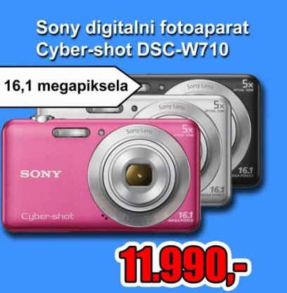 Digitalni Fotoaparat Dsc-W710