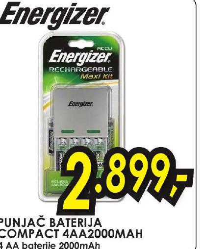 Punjač baterija combopack