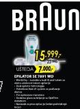Epilator SE 7891 WD