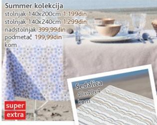 Stolnjak Summer 140x200