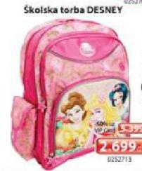 Školska torba Desney