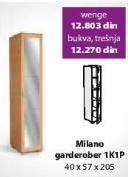 Garderober Milano 1K1P