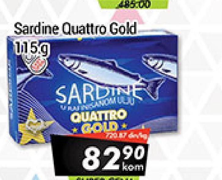 Sardina u ulju