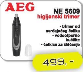 Trimer NE5609