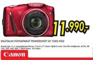 Digitalni Fotoaparat Powershot SX 150IS