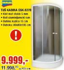 Tuš kabina OSK 837B