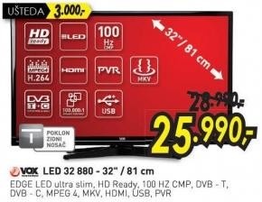 "Televizor LED 32"" 32 880"