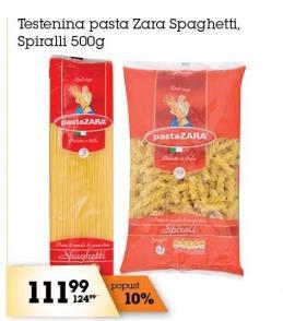 Špagete Zara