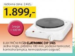 Električni Rešo EKP 3405