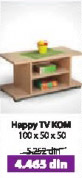 TV Komoda HAPPY TV KOM
