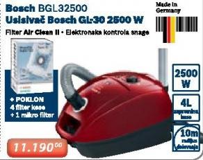 Usisivač Bgl32500