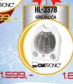 Grejalica Hl-3378