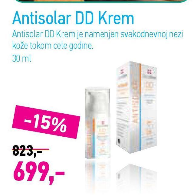 Krema DD Antisolar